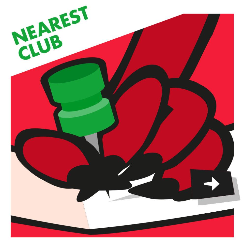 nearest club icon